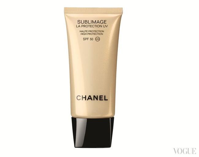 Защитный крем SPF 50 La Protection UV Sublimage, Chanel