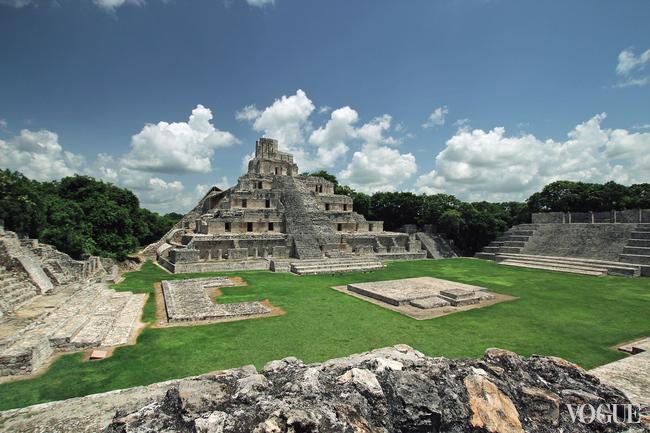 Пирамиды Эцна прекрасно сохранились до наших дней