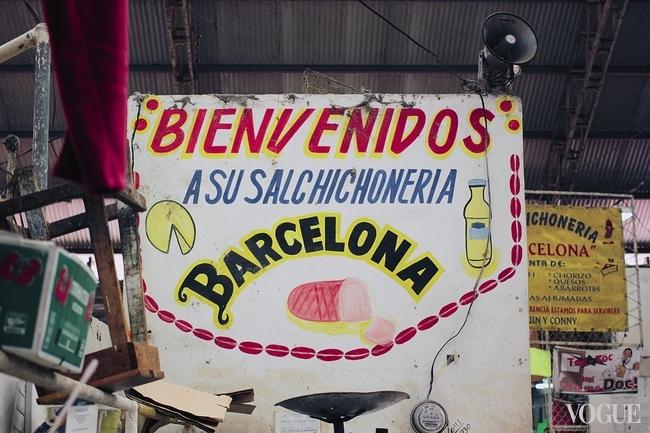 Вывески и рекламу в Мексике рисуют вручную. Для этого есть специальная профессия – rotulista