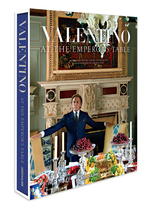 Valentino Book by Assouline 13 Valentino and Anne Hathaway