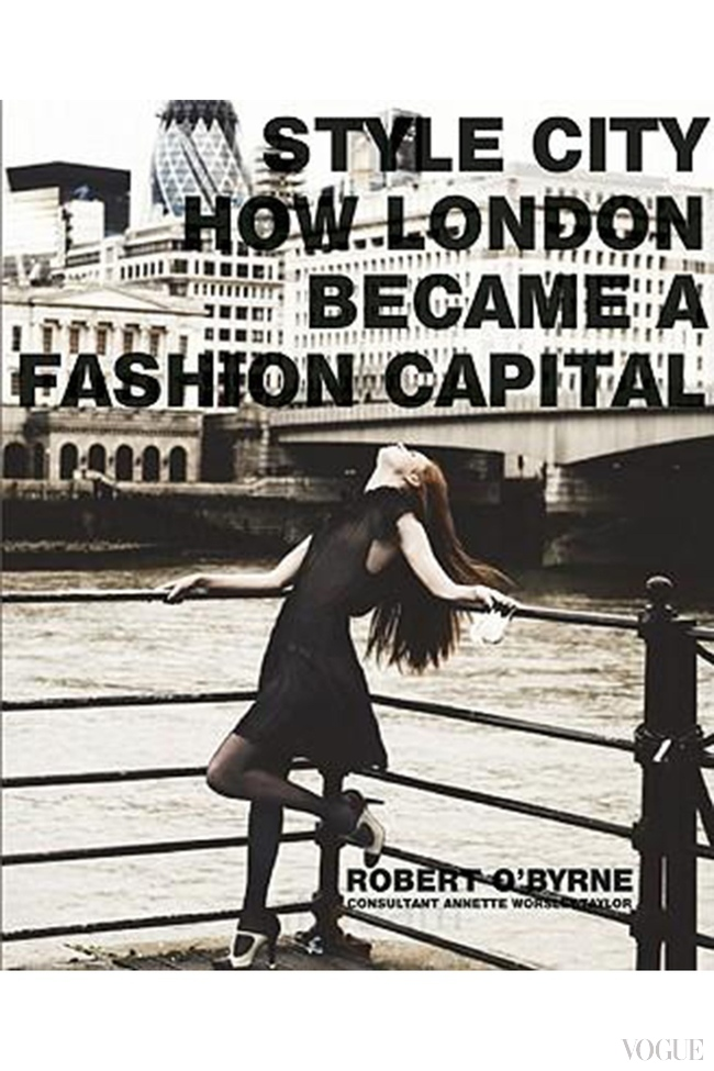Annette was a consultant and Creative Director to the book Style City: How London Became a Fashion Capital by Robert O'Byrne