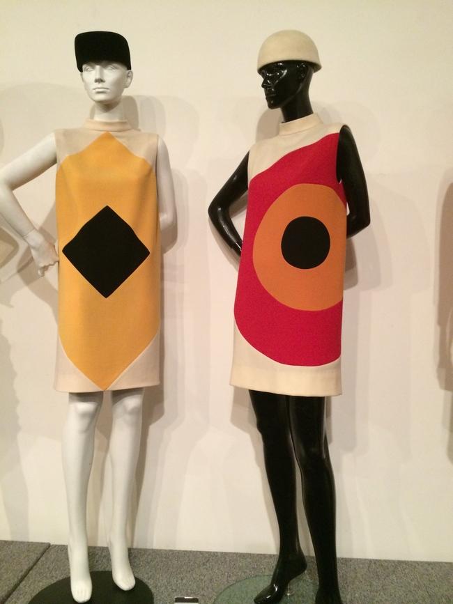 Pierre Cardin dresses form 1966