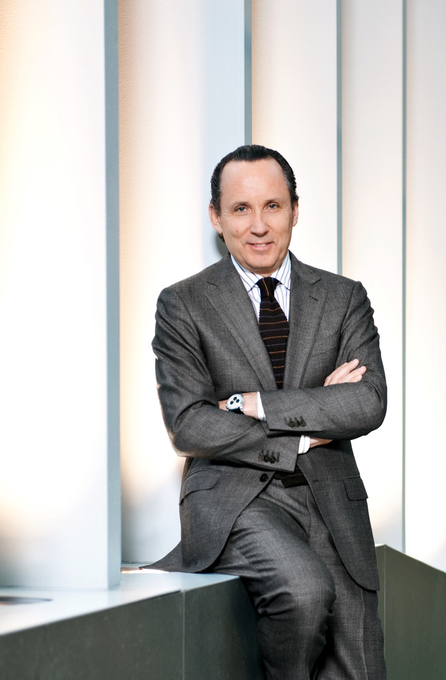 Gildo Zegna, Chief Executive Officer