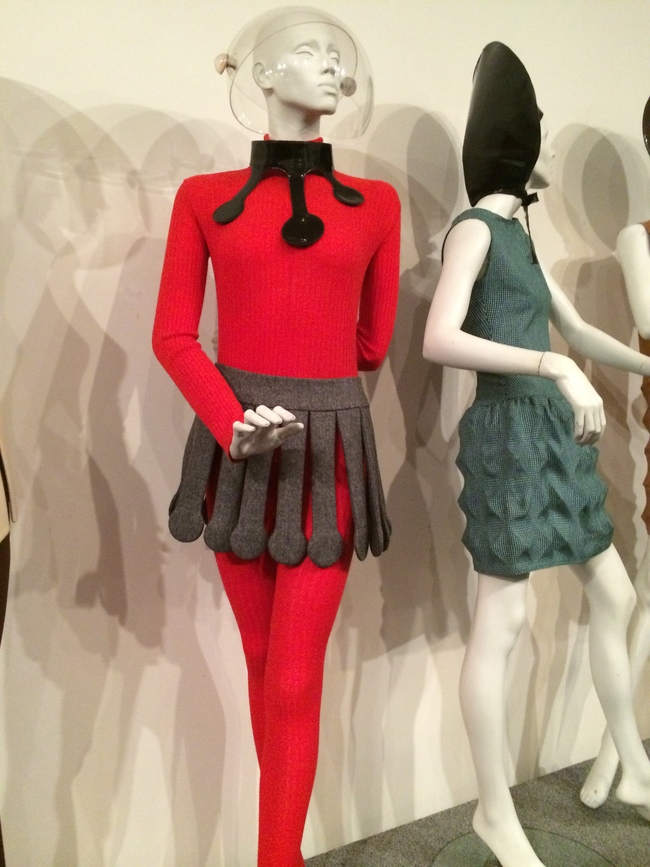 Pierre Cardin outfits from 1968