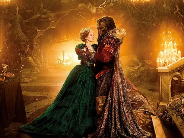 Платья из фильма красавица и чудовище