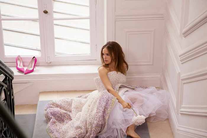 Модные духи Miss Dior