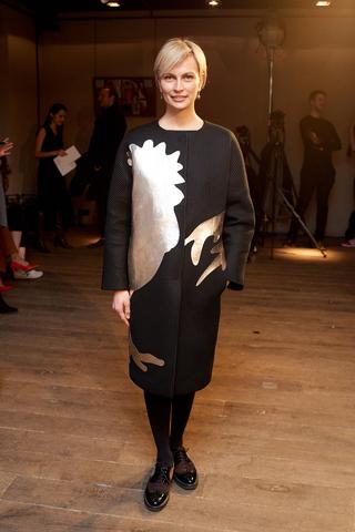Показ Karavay в рамках Ukrainian Fashion Week
