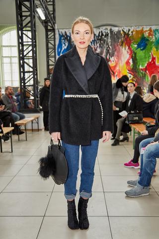 Гости третьего дня Mercedes-Benz Kiev Fashion Days