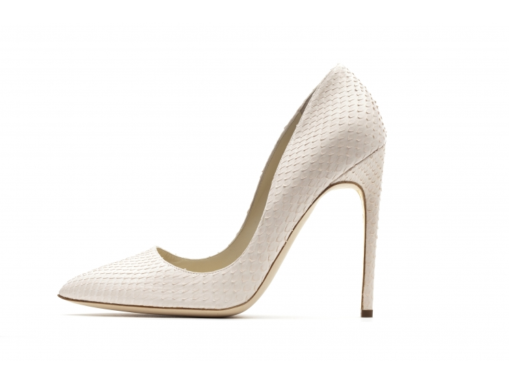 Тренд сезона белая обувь мода
