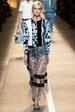 Лёгкая, весенняя, молодёжная коллекция Fendi 2015 SS. .  Мини-платья с ирисами...