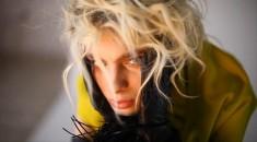 Проект с украинскими дизайнерами для арт-выпуска Vogue