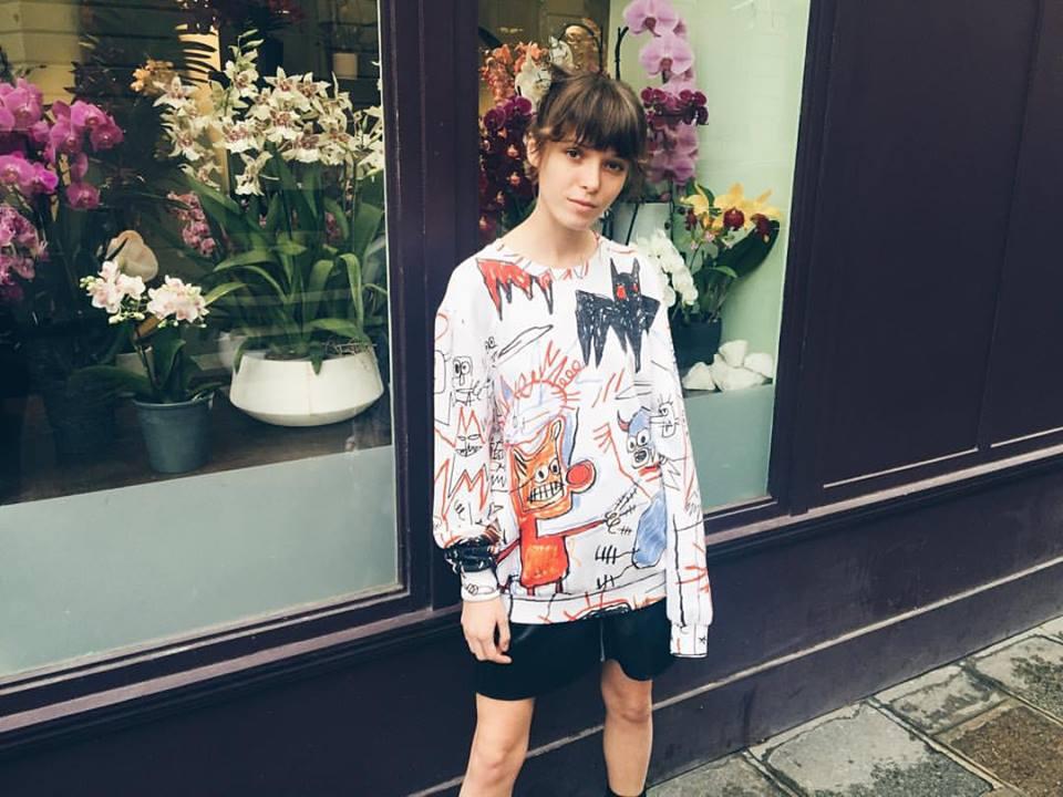 Anna k дизайнер web девушка модель работа для женщин