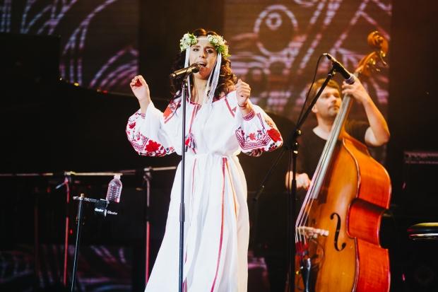 Джамала записала общую песню сэтно-хаос группой «ДахаБраха»