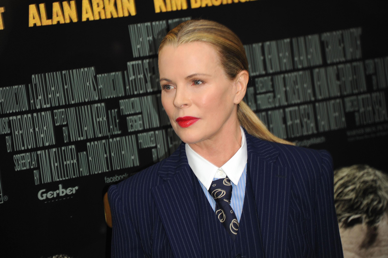 Ким Бэсингер снимется в сиквеле'50 оттенков серого